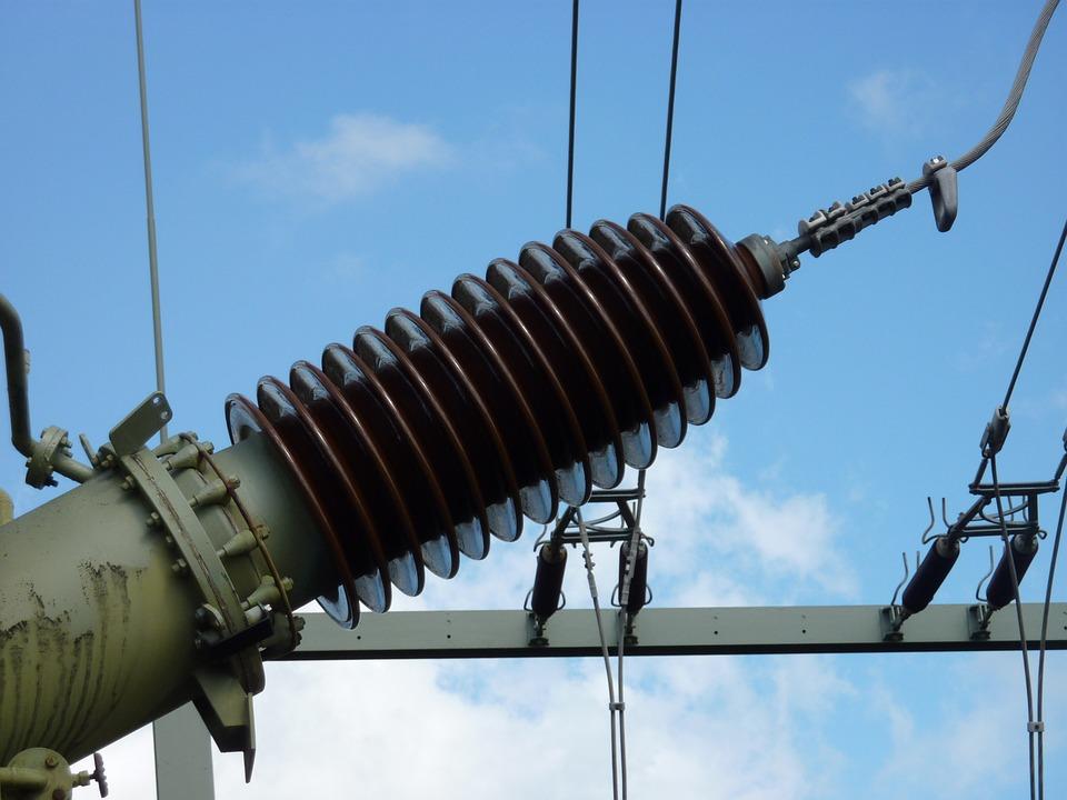 elektrický izolátor