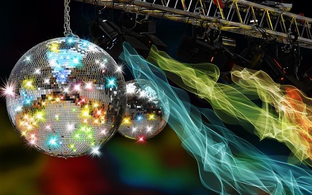 disco efekty