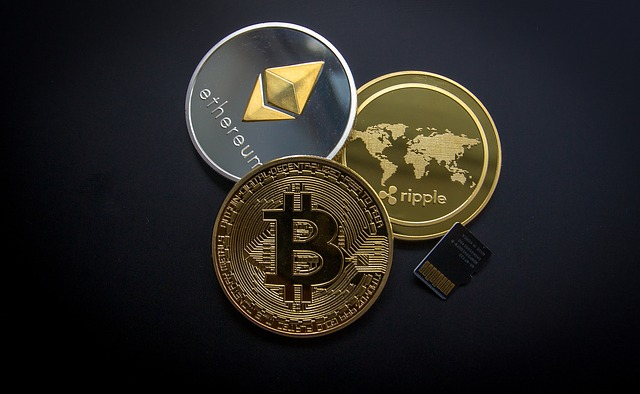 různé měnyy kryptosvěta