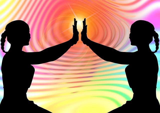 meditace žen
