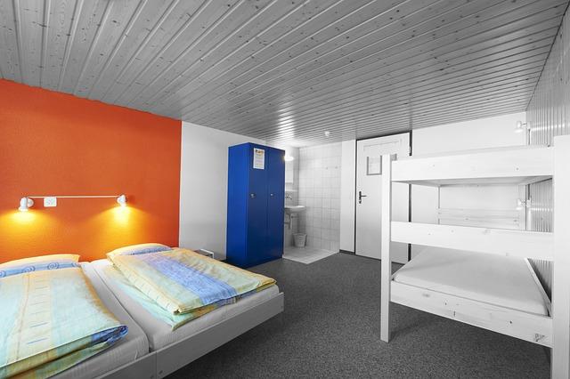 ubytovací zařízení